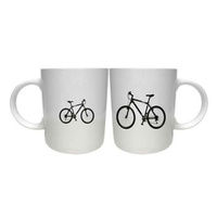 Vehicle Mug Cup Mountain Bike Bicycle NEW