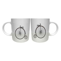 Vehicle Cup Mug Penny Farthings Bicycle NEW