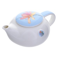 Christopher Vine Designs Madame Pompidou Tea Pot New with Box