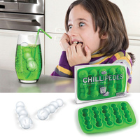 Fred Chillipedes Ice Trays Cubes Party drink NEW