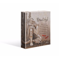 Kelly Lane Inner Peace Beautiful Buddha Sentiments Canvas Brand New
