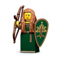 Lego 71000 LEGO Minifigure Series 9 No 15 Forest Maiden New in Opened Packaging