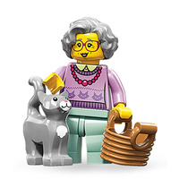 Lego 71002 Series 11 Minifigures No 14 Grandma New