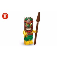Lego 71002 Series 11 Minifigures No 5 Island Warrior New
