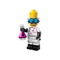LEGO 71010 Monsters Series 14 Minifigures No 3 Monster Scientist New