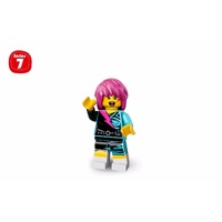 Lego 8831 Series 7 Minifigures No 15 Rocker Girl New