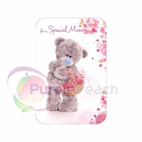 For a Special Mum Me to You Tatty Teddy Bear Mothers Day Greetings Card