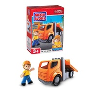 Mega Bloks BlokTown Tow Truck- 356 NEW in BOX