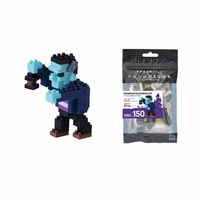 Nanoblock Mini Series by Kawada Frankenstein's Monster Halloween NBC 150 NEW