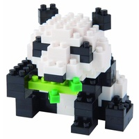 Nanoblock Mini Critters Series Giant Panda by Kawada NBC 159 NEW