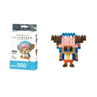 Nanoblock One Piece Japan Anime Manga Series by Kawada Chopper NBCC_050 NEW