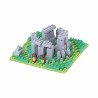 Nanoblock Mini Sites to See Series by Kawada Stonehenge NBH 117 NEW