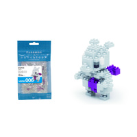 Nanoblock Pokemon Series by Kawada Mewtwo NBPM-006 NEW