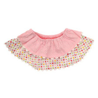 Oobi  Girl Multi Layer Skirt Pink New with Tag