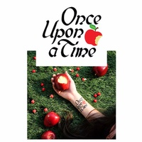 New Potatoo Temporary Tattoo ONCE UPON A TIME