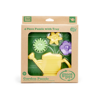 ONE The Original Green Toys 3D Garden Puzzle Eco Toy Made in USA Color Vary Brand NEW