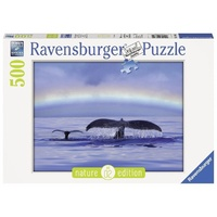 Ravensburger 500 Piece Puzzle Blue Horizons RB14664-2 New