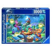 Ravensburger 1000 Piece Puzzle Winnie the Pooh World of Disney RB15875-1 New