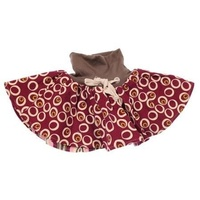 Right Bank Babies Girls Reversible Skirt Lelah BNWT