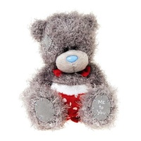 Tatty Teddy Me to You Bear Wearing Bow Tie And Boxers Carte Blanche 5 inch 13 cm