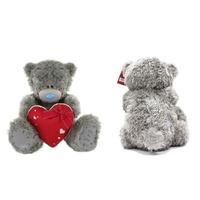 "Tatty Teddy Me to You Holding Red Heart Cushion 16"" 40 cm 6"" NEW"