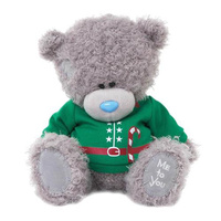 Tatty Teddy Me to You Bear Christmas Elf by Carte Blanche 10 inch 26 cm