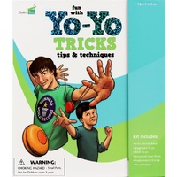 Fun With Yo Yo Tricks Activity Kit New in Box