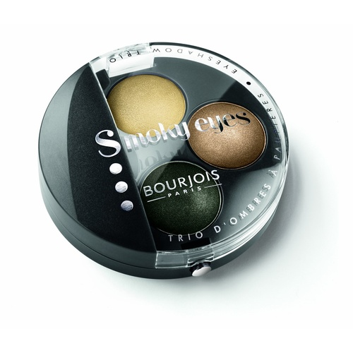 Bourjois Smoky Eyes Trio Eyeshadow 02 Baroque