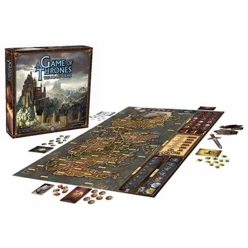A Game of Thrones The Board Game Second Edition New in Box