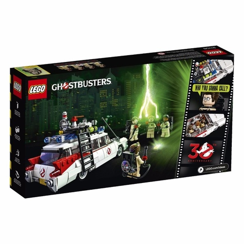 LEGO 21108 Ghostbusters Ecto 1 NEW in Box