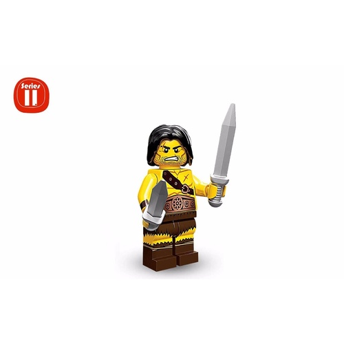 Lego 71002 Series 11 Minifigures No 1 Barbarian New