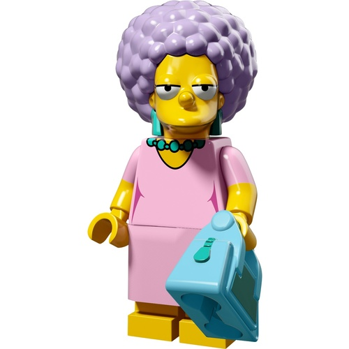 Lego 71009 LEGO Minifigure Simpsons Series 2 no 12 Patty New in Opened Packaging